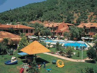 Urlaub Ölüdeniz im Katre Hotel Oludeniz