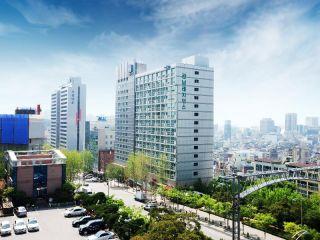Seoul im Gangnam Family Hotel