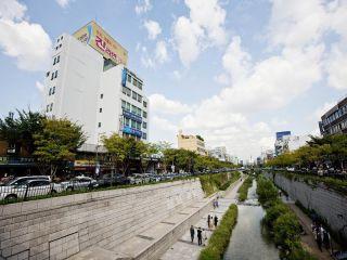 Urlaub Seoul im Central Tourist Hotel