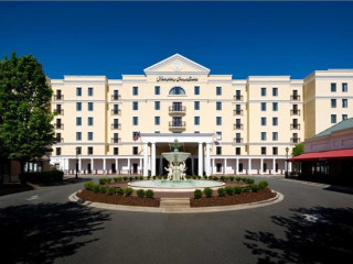 Urlaub Charlotte im Hampton Inn & Suites Charlotte/South Park