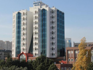 Baku im Grand Hotel Europe