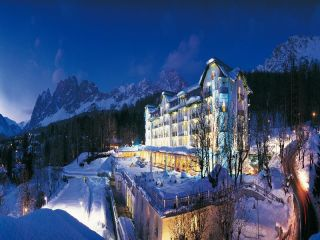 Cortina d'Ampezzo im Cristallo, a Luxury Collection Resort & Spa, Cortina d'Ampezzo
