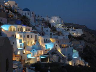 Urlaub Oia im Residence Suites Santorini