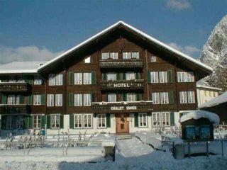Interlaken im Chalet Swiss