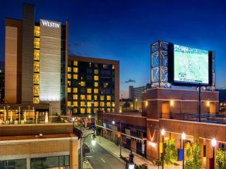 Birmingham im Sheraton Birmingham Hotel
