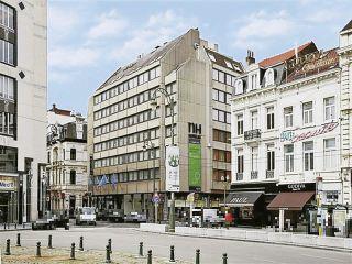 Brüssel im NH Brussels Louise