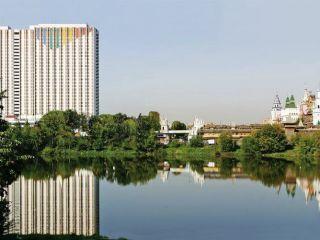Moskau im Izmailovo Gamma Hotel