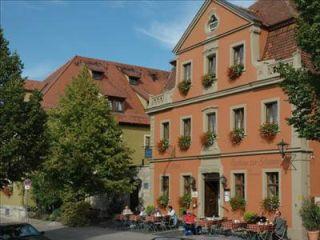 Rothenburg o.d. Tauber im Schranne