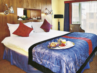 Dublin im Trinity City Hotel