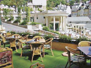 Karlovy Vary im Romance Puškin