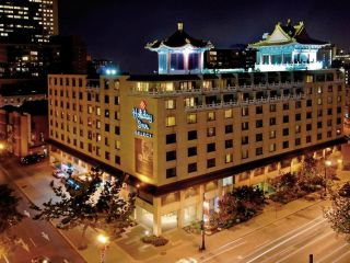Montreal im Holiday Inn Montreal Centreville Downtown