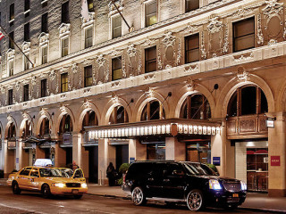 New York City im Paramount Hotel