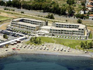 Urlaub Santo Stefano al Mare im Aregai Marina Hotel & Residence