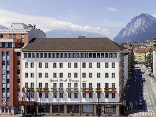 Urlaub Innsbruck im Grand Hotel Europa