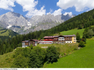 Mühlbach am Hochkönig im Bergheimat