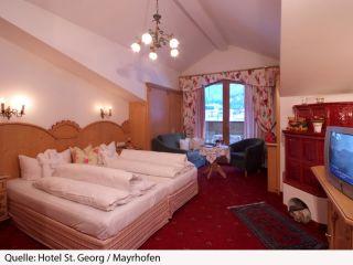 Urlaub Mayrhofen im St. Georg