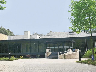 Nunspeet im NH Veluwe Sparrenhorst