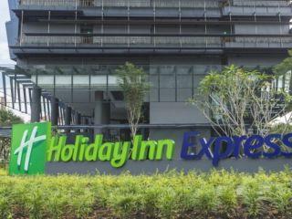 Urlaub Singapur im Holiday Inn Express Singapore Clarke Quay