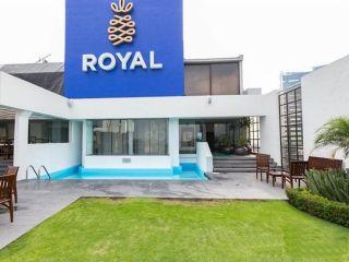 Urlaub Mexiko-Stadt im Royal Reforma