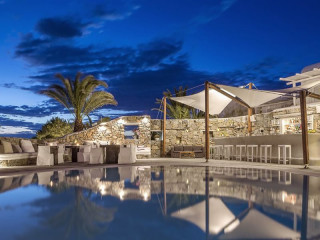 Mykonos-Stadt im Ostraco Hotel & Suites