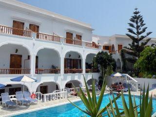Kamari im Hotel Armonia
