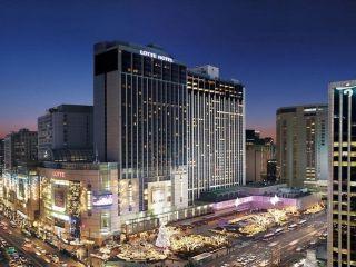 Seoul im Lotte Hotel Seoul