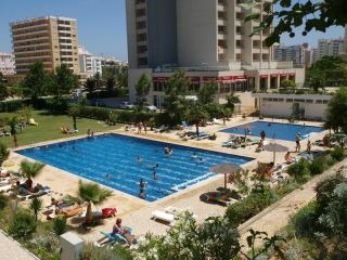 Urlaub Praia da Rocha im Apartamentos Jardins da Rocha