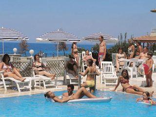 Urlaub Güzelcamli im Çidihan Hotel