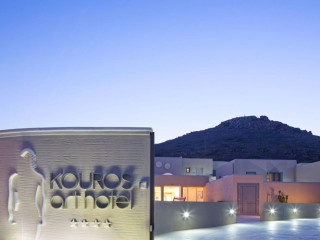 Urlaub Agios Prokopios im Kouros Art Hotel (Adults Only)