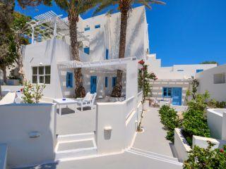 Urlaub Kamari im Sigalas Hotel & Apartments
