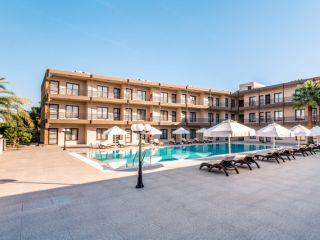 Urlaub Agios Sergios im Oscar Park Hotel