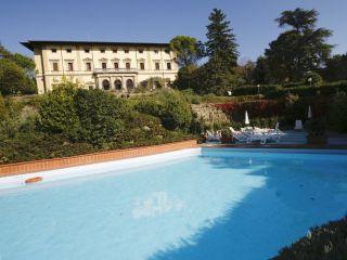 Urlaub Donnini im Hotel Villa Pitiana
