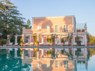 Martina Franca im Relais Villa San Martino