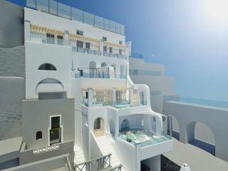 Urlaub Fira im Nefeles Luxury Suites