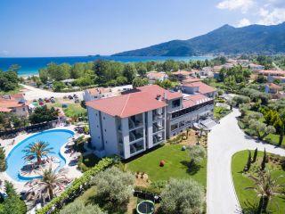 Urlaub Chrysi Ammoudia im Princess Golden Beach Hotel