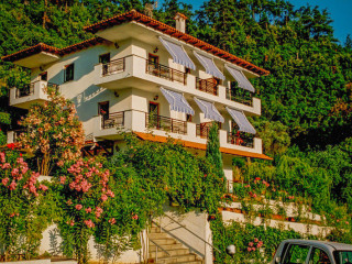 Urlaub Skala Potamias im Vedere Apartments Thassos