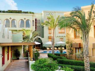 El Gouna im Ali Pasha Hotel