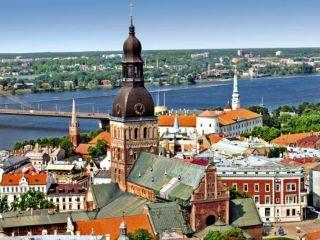 Urlaub Riga im Rija Irina Hotel