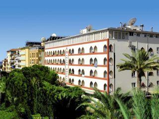 Urlaub Alanya im Aslan City Hotel