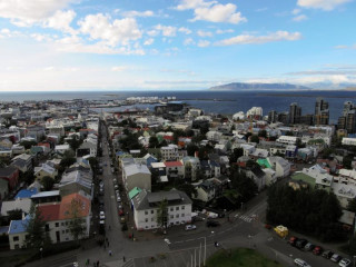 Reykjavik im TOP CityLine Grand Hotel Reykjavik