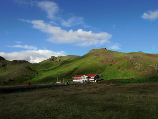 Reykjavik im Hotel Borg