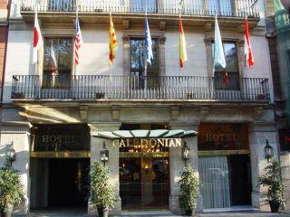 Barcelona im Caledonian