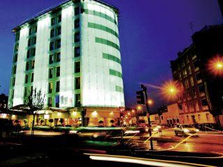 Mailand im Best Western Antares Hotel Concorde
