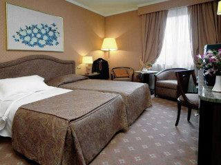 Mailand im Doria Grand Hotel