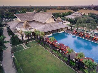 Urlaub Bagan im Amata Garden Resort