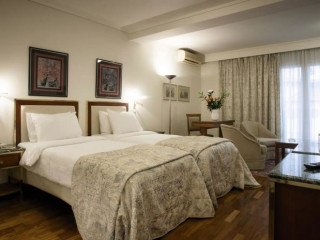 Urlaub Athen im Ilisia Hotel