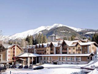 Urlaub Ponte di Legno im Blu Hotel Acquaseria