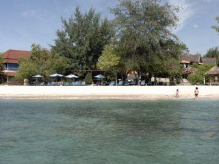 Urlaub Gili Trawangan im Villa Almarik