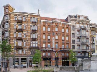 Brüssel im Floris Hotel Ustel Midi