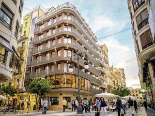 Valencia im Hotel Sorolla Centro